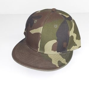 Camouflage Fitted Hat KB ETHOS HEADWEAR